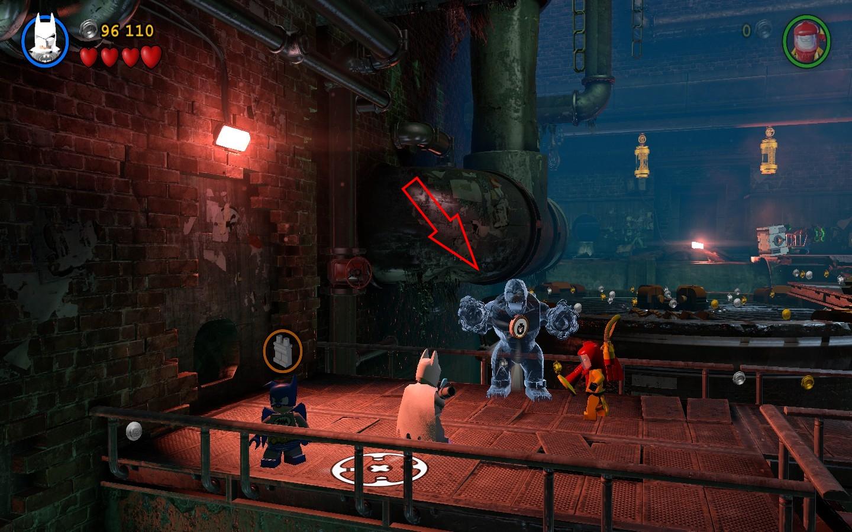 lego batman 2 walkthrough - HD1440×900