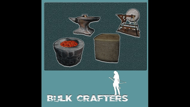 Steam Workshop :: Bulk Crafters