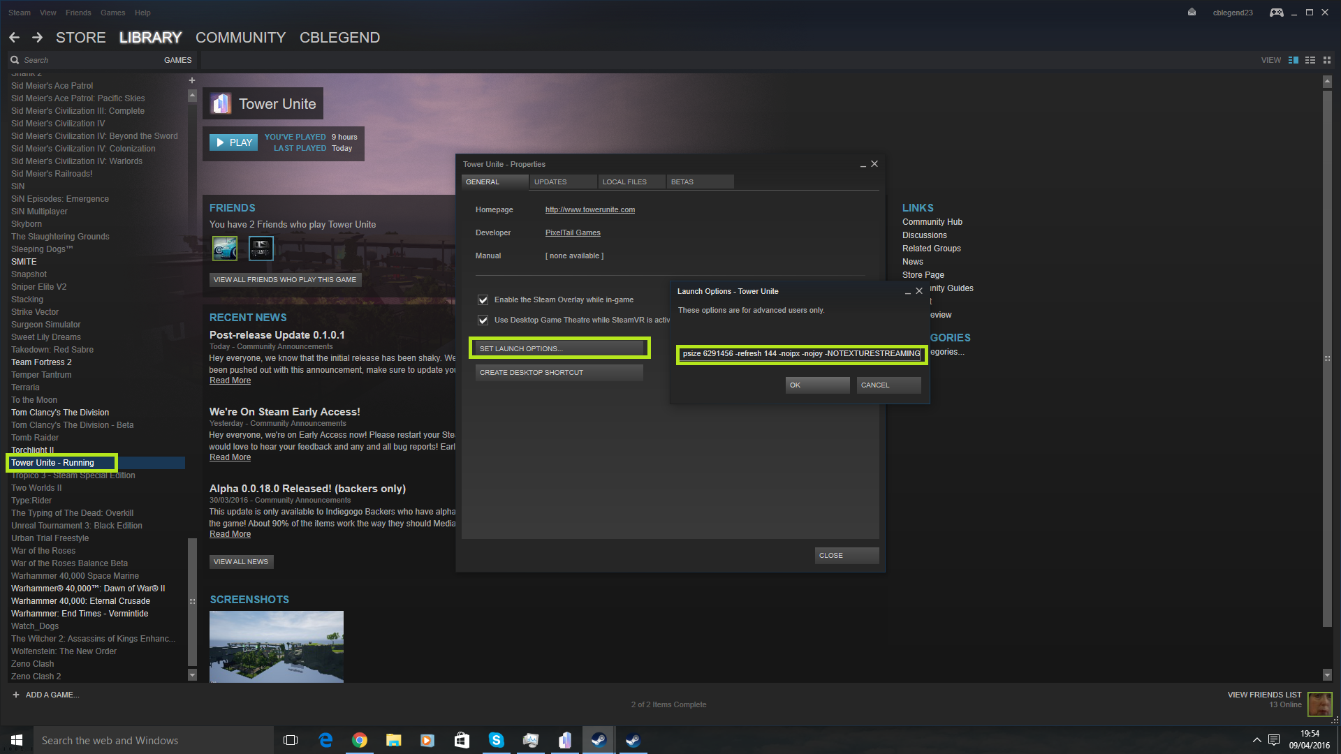 Steam Community :: Guide :: Ways to boost performance