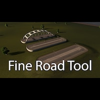 Fine Road Tool