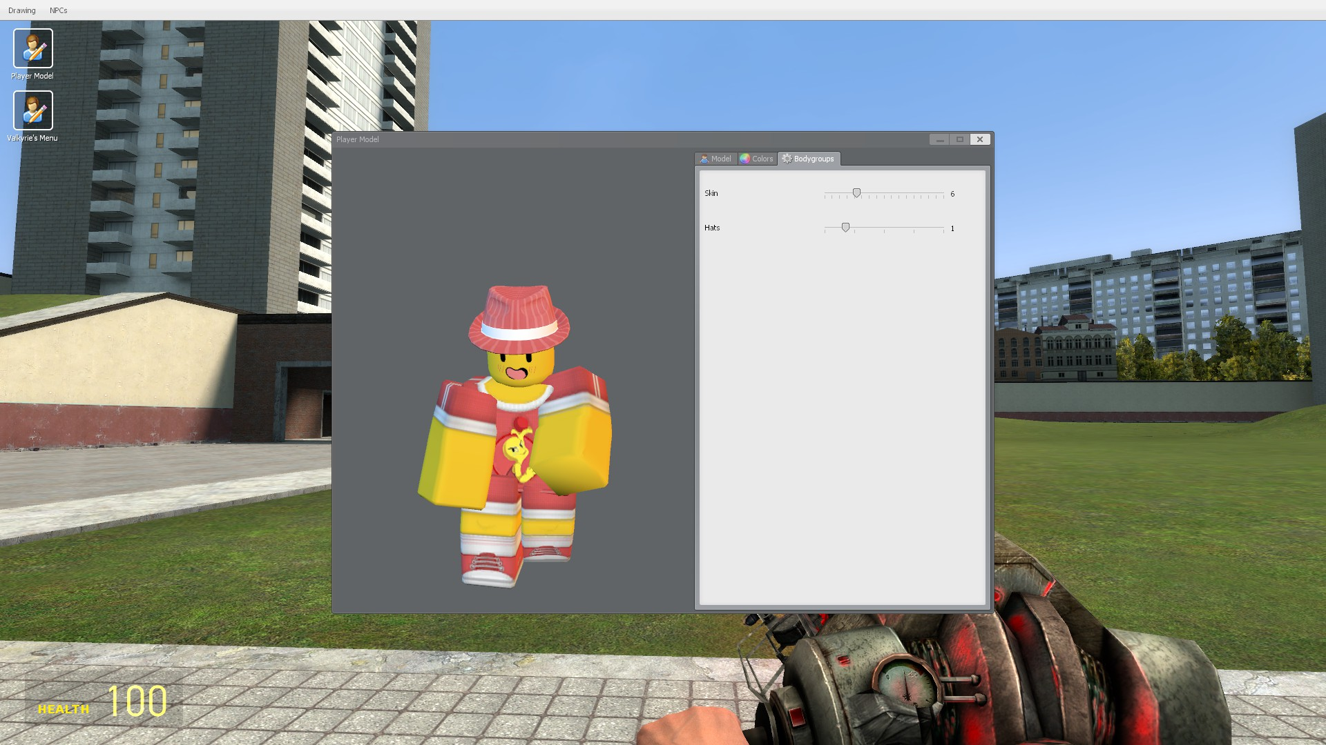 Steam Workshop Roblox Player Model Pack