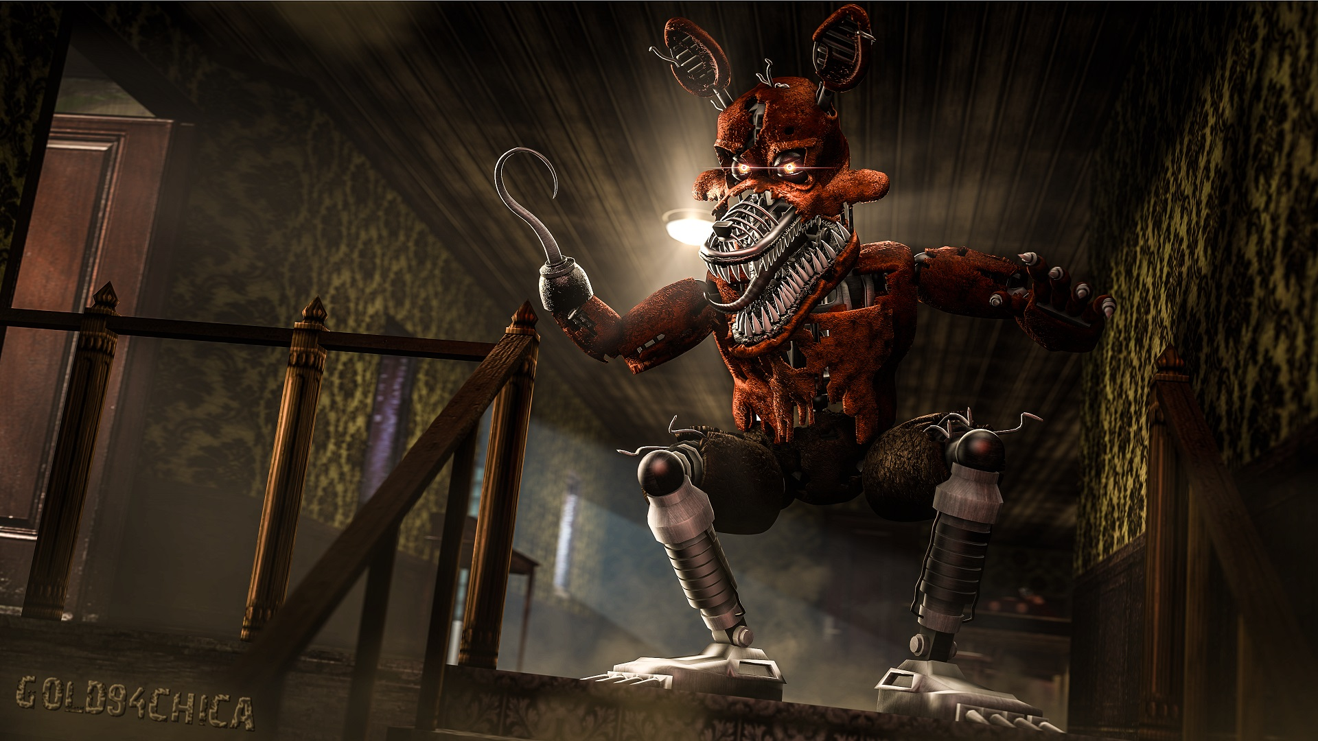 Steam Workshop :: Nightmare Animatronics by Me