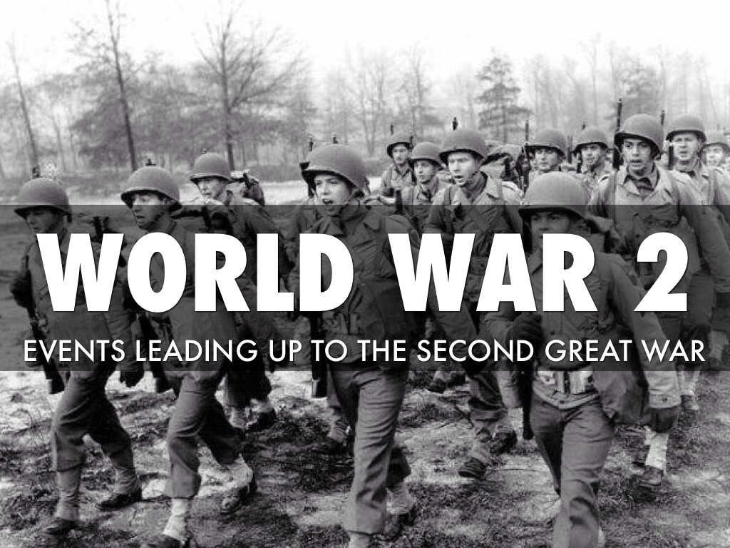 The beginning of the Second World War: the reasons. Start date of WWII 18