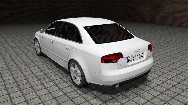 Steam Workshop :: 2005 Audi A4 3 2 FSI quattro - SCar HD