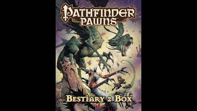 Steam Workshop :: Pathfinder - Bestiary 2 Pawns