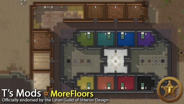 [T] MoreFloors