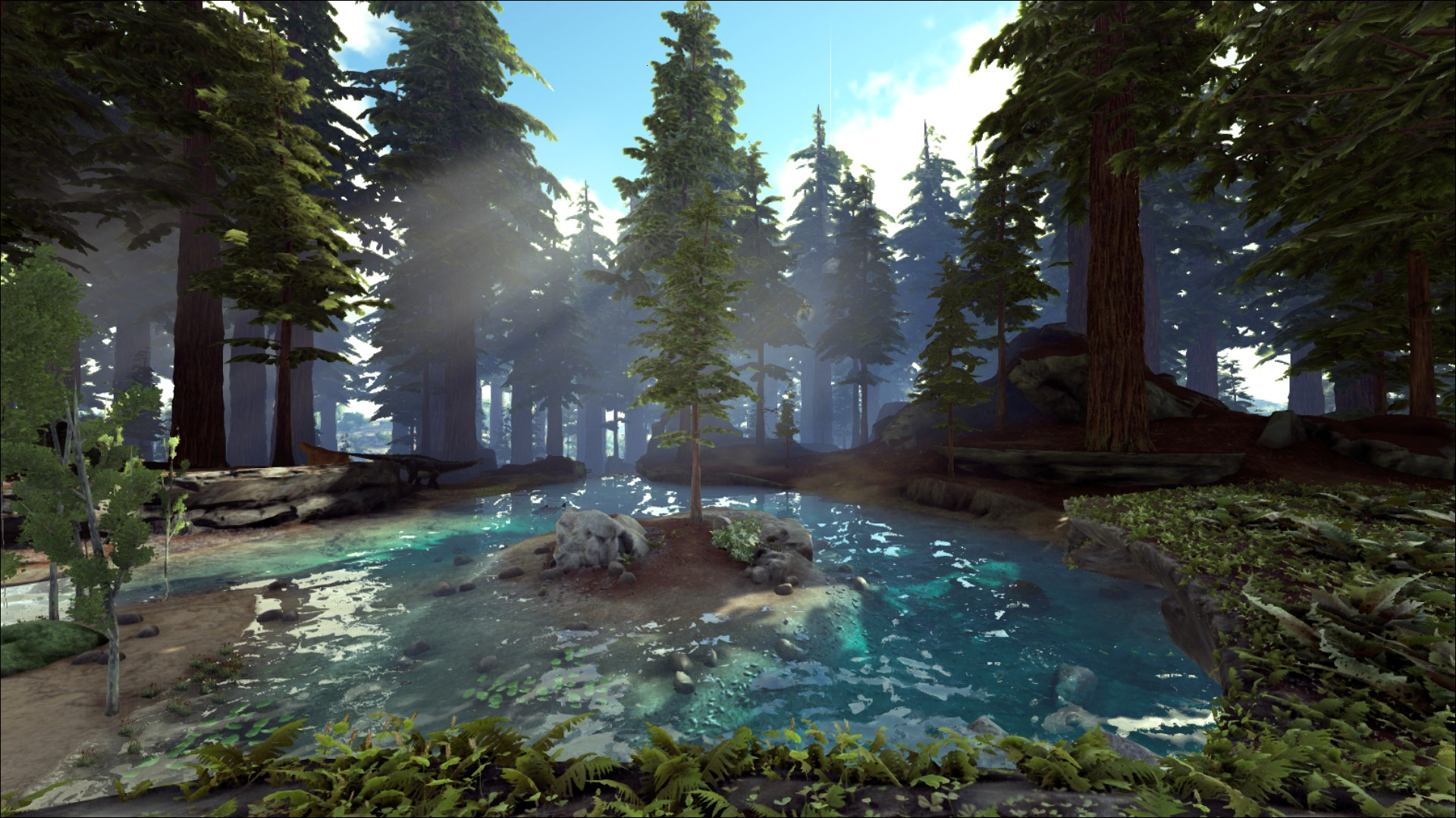 Picture of: Steam Community Screenshot Wow The New Redwood Forest At The Oasis 1070 High Default