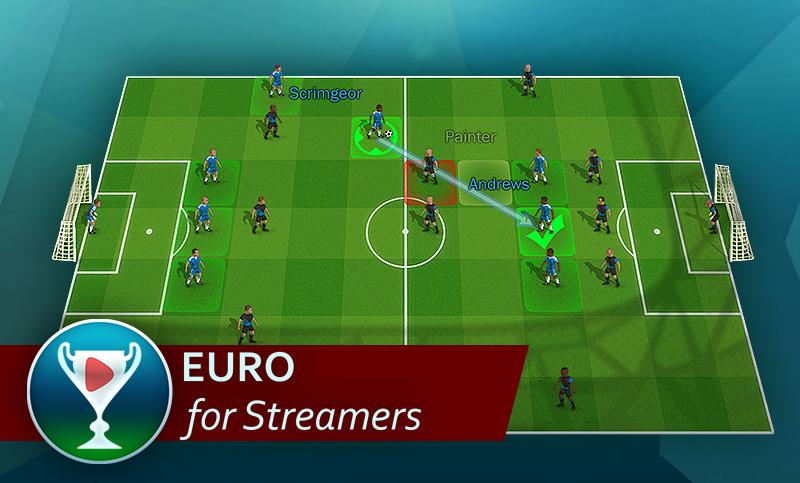 Football Tactics Glory Euro For Streamers Playing Football Tactics