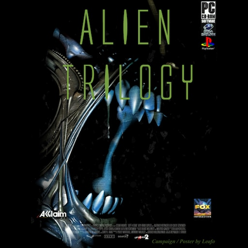 Steam Community Guide Alien Trilogy Walkthrough Custom Map