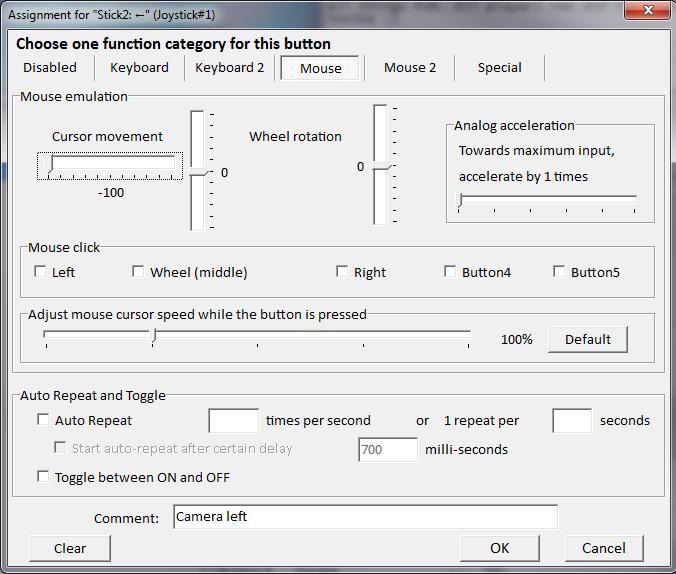 Comunità di Steam :: Guida :: Controller Setup Guide (JoyToKey)