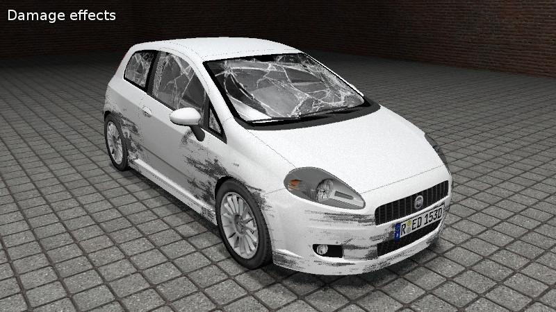 Steam Workshop 2005 Fiat Grande Punto Scar Hd