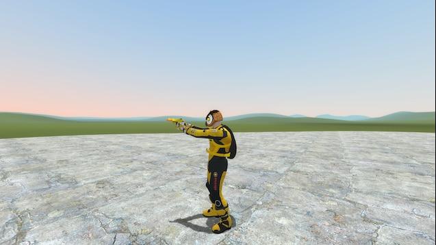 Steam Workshop :: VanossGaming - Racer suit from GTA Online