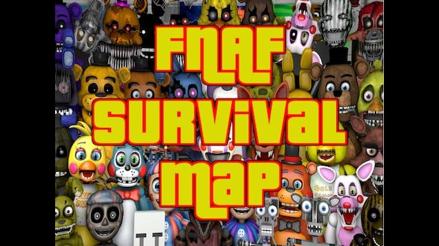 Steam Workshop :: FNAF Survival Map