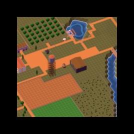 Steam Workshop :: Electric Fields - RollerCoaster Tycoon 2 Replica Map
