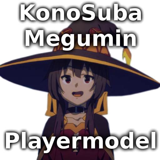 KonoSuba Megumin Playermodel