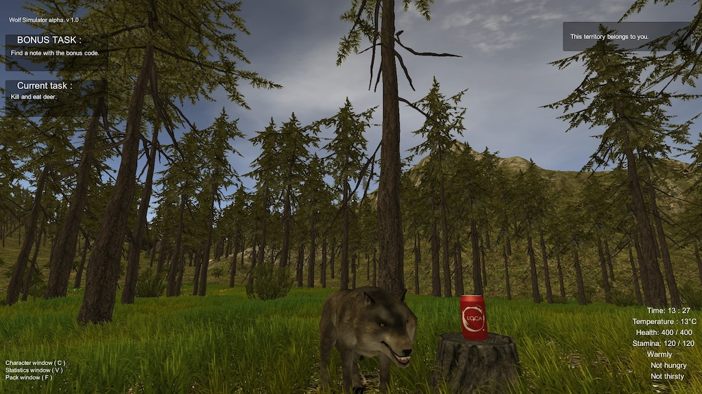 Steam Community :: Wolf Simulator