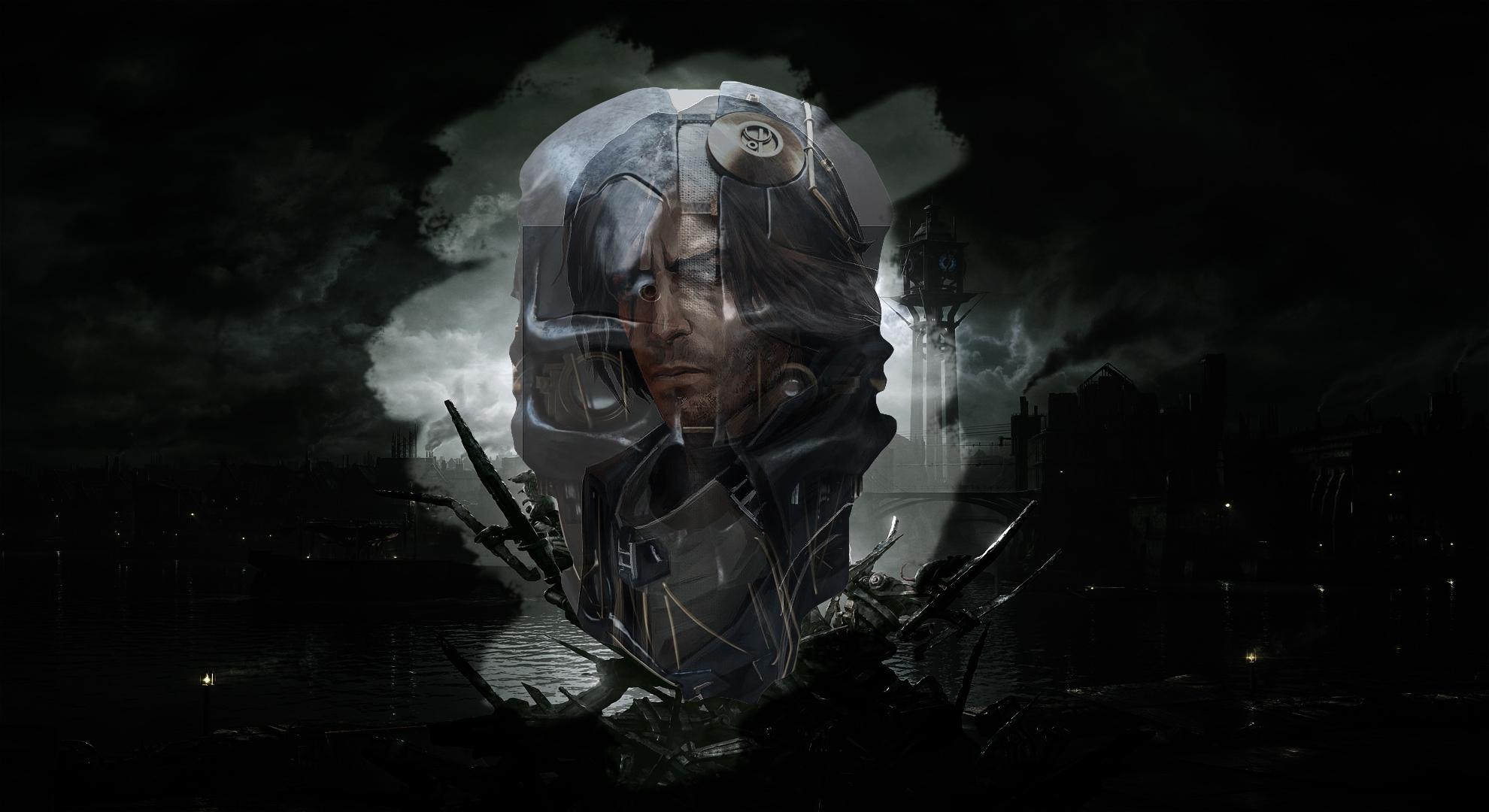 Steam Workshop Dishonored Wallpaper Corvo