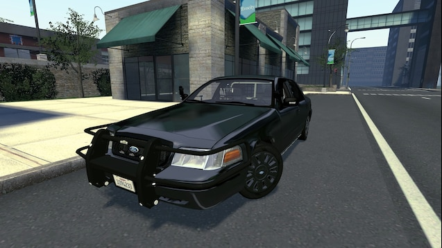 Steam Workshop :: 1998 Ford Crown Victoria P71
