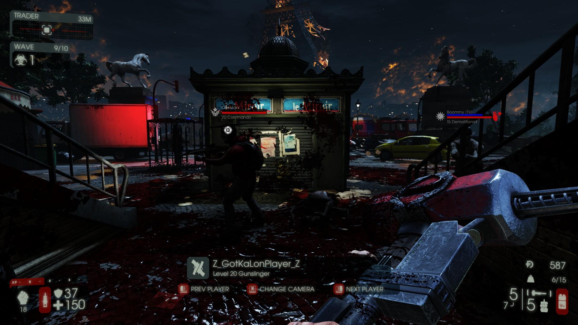 Steam Community Screenshot One Night In Parisnoit Is The