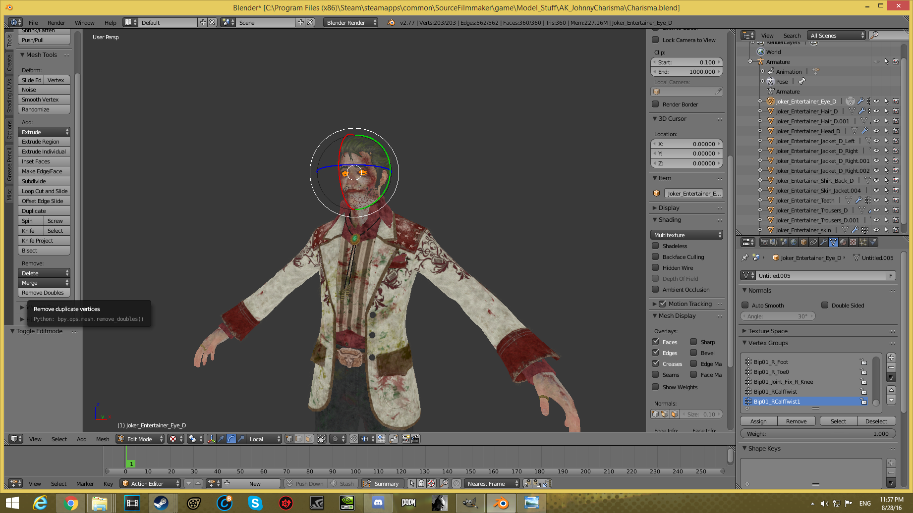 Steam Community :: Guide :: How to port Arkham/Unreal Models into