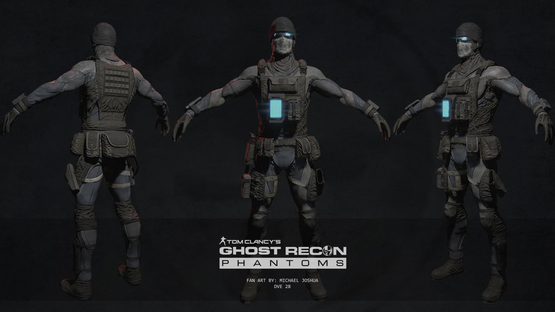 Steam Community Ghost Recon Phantom Support Class