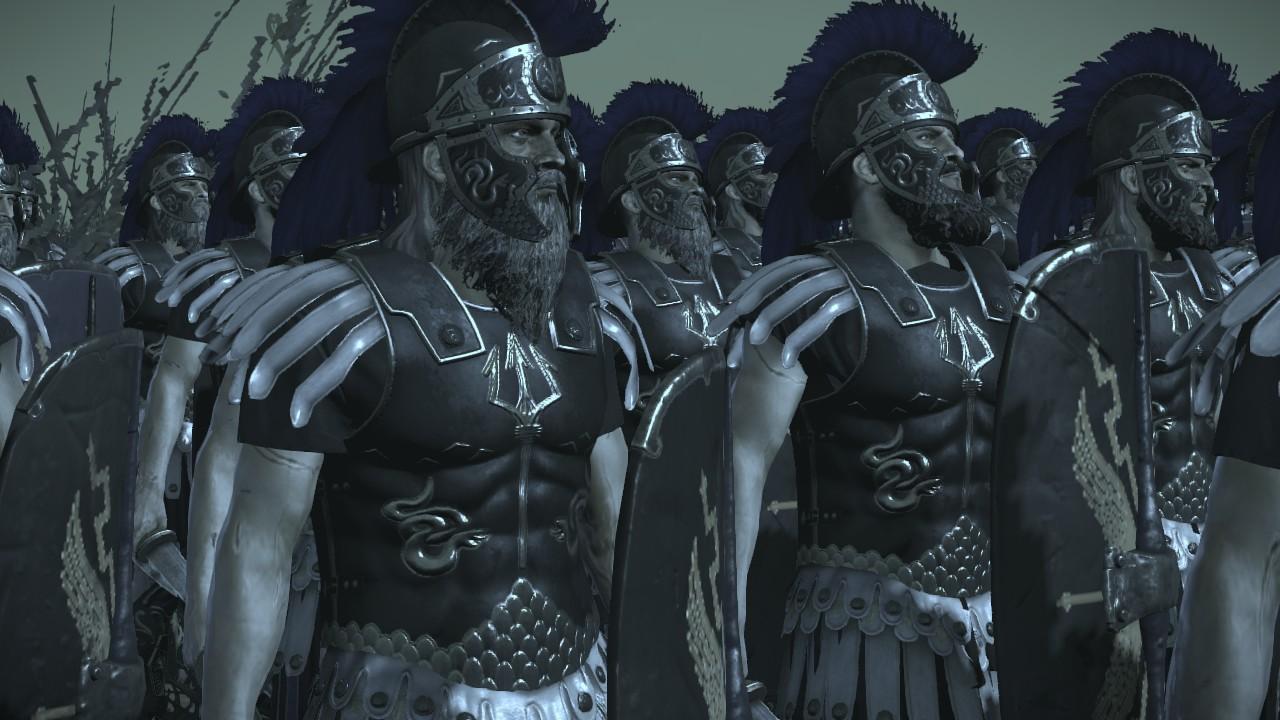 Tenebrosi Vigilum (The Dark Watchers)