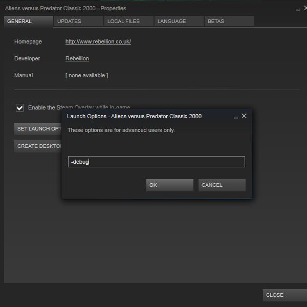 Steam Community :: Guide :: Debug Mode