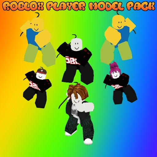 Steam Workshop :: ROBLOX Player Model Pack