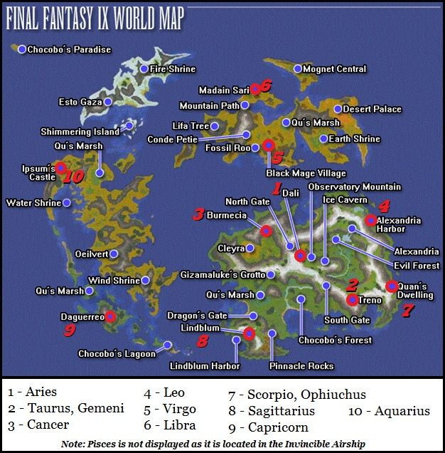 Steam munity Guide Final Fantasy IX Stellazzio Locations