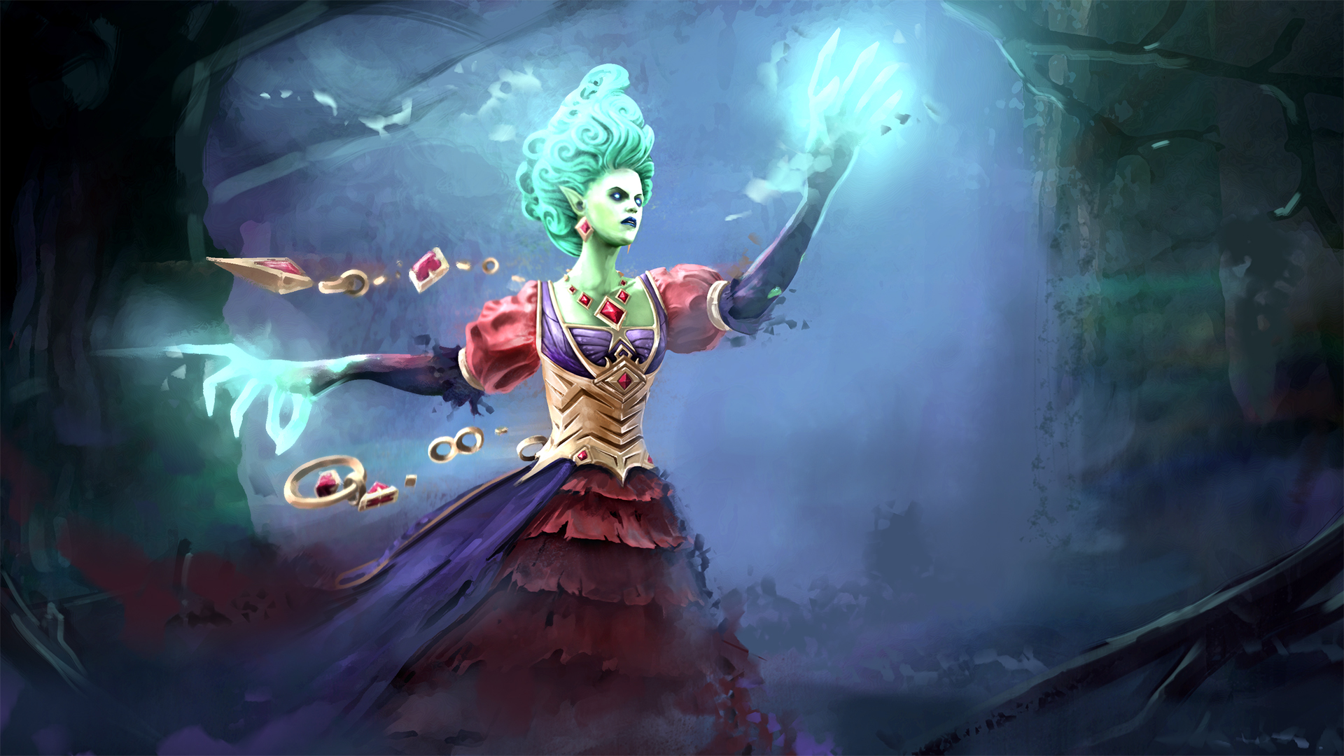 Steam Workshop Death Prophet The Governess Of Death
