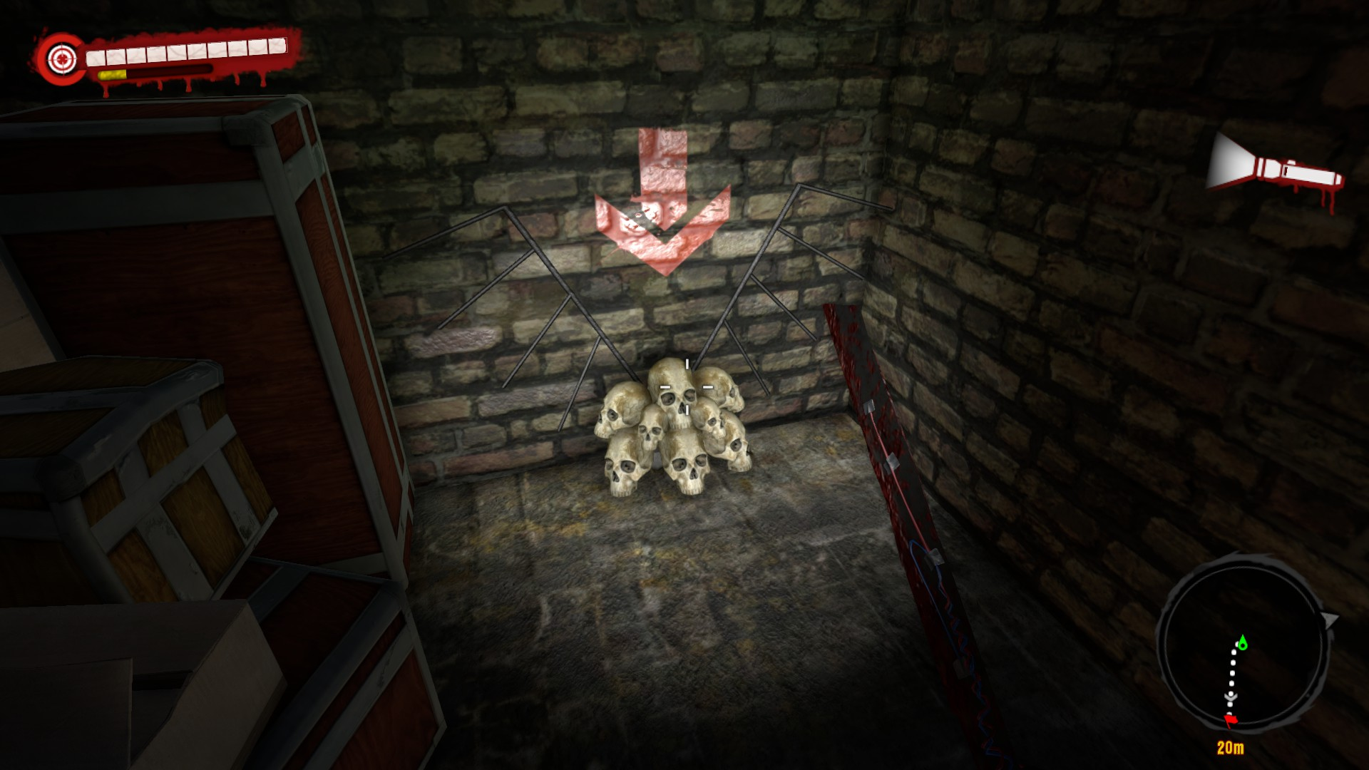 Steam community guide collectible skulls it is found in the sewers shortly before the hero gets to the city hall they will be in a small room with a centralized trench full of water voltagebd Choice Image