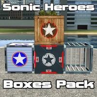 Steam Workshop :: Sonic