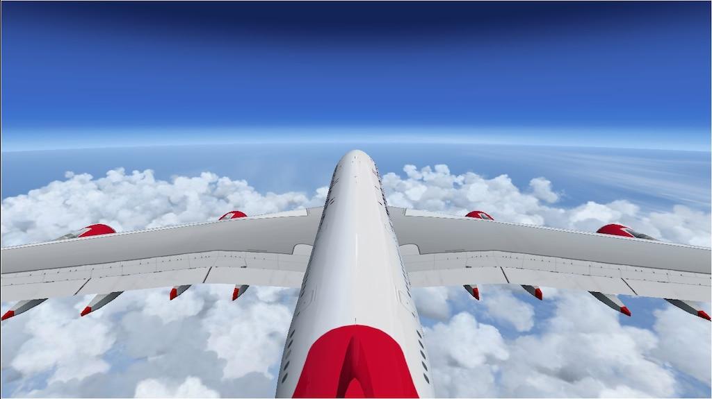 Steam Topluluğu :: Ekran Görüntüsü :: FSX - Airbus A380-800 Virgin