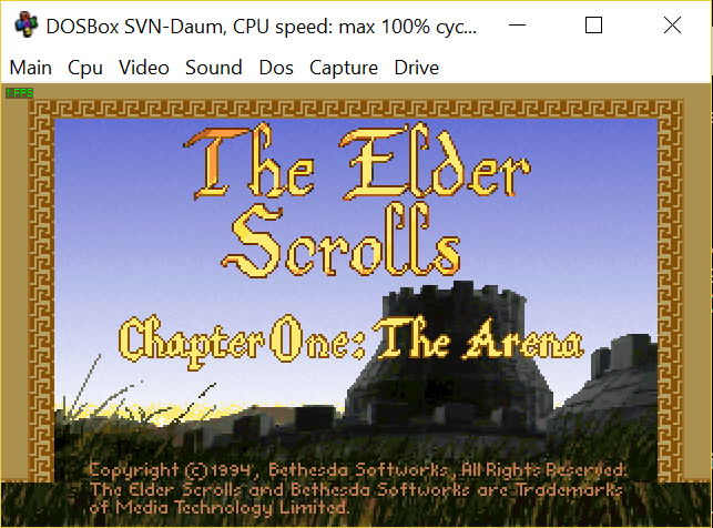 Steam Community :: Guide :: DOSbox and the Steam Controller (FIX)