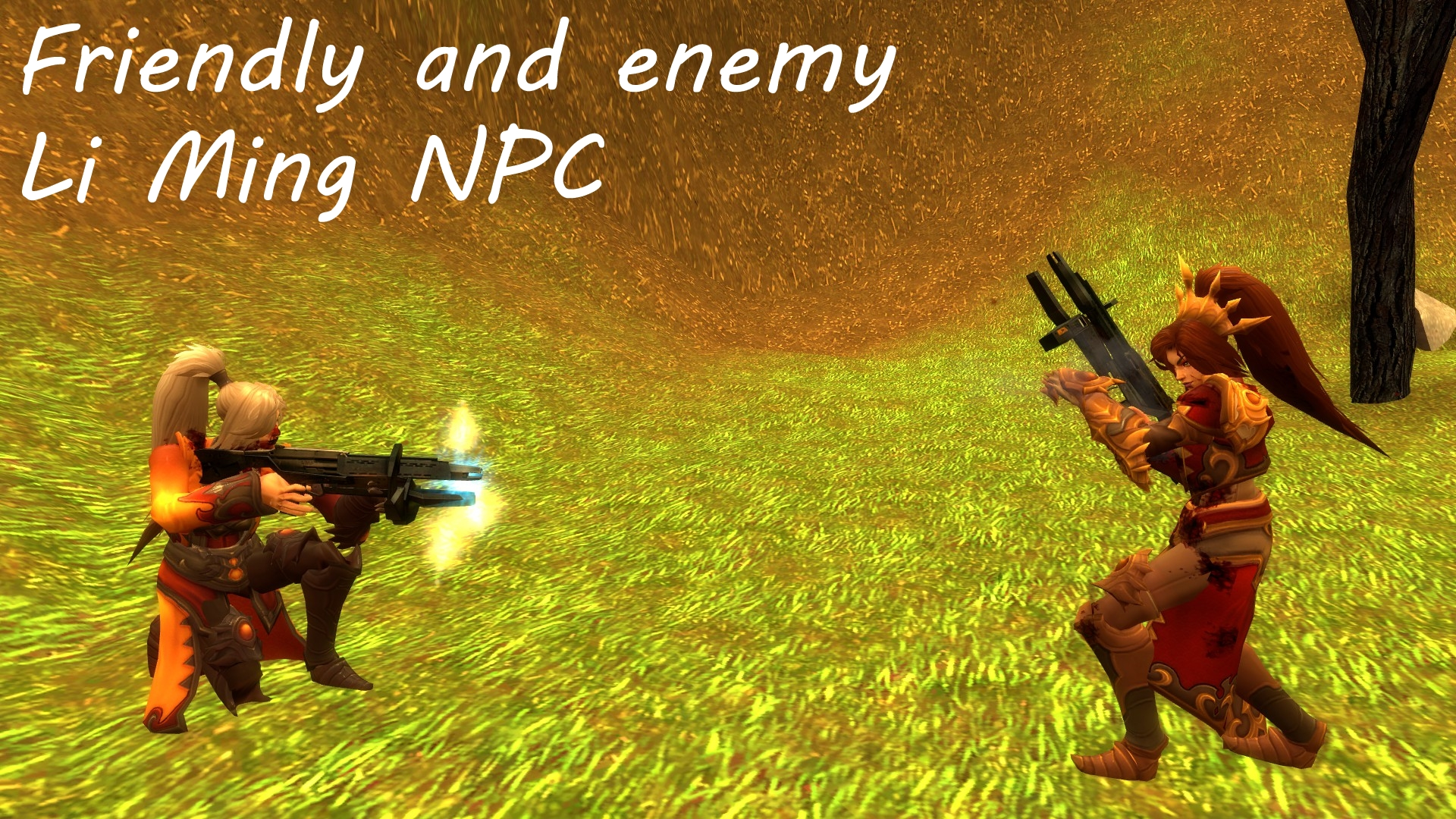 Steam Workshop Hots Li Ming Npc Playermodel