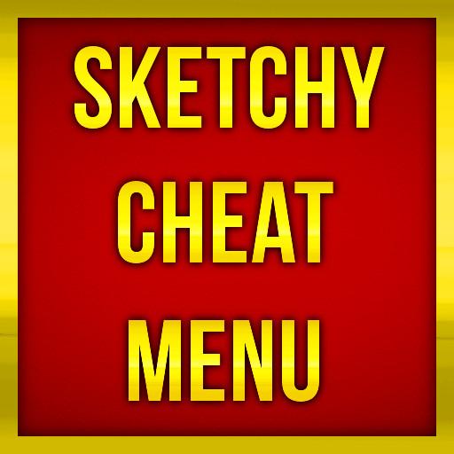 Sketchy Cheat Menu