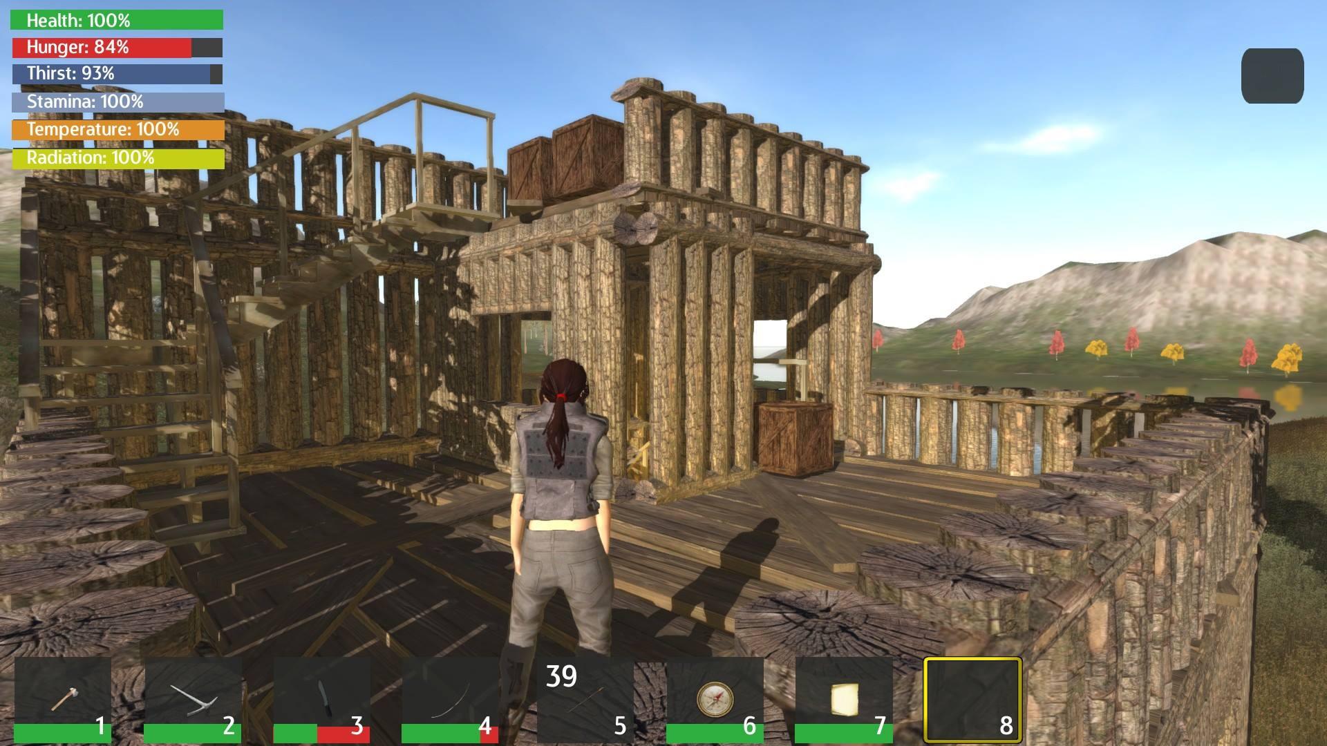 Survival island games