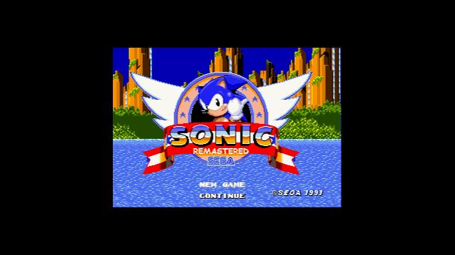 Steam Workshop Sonic 1 Remastered