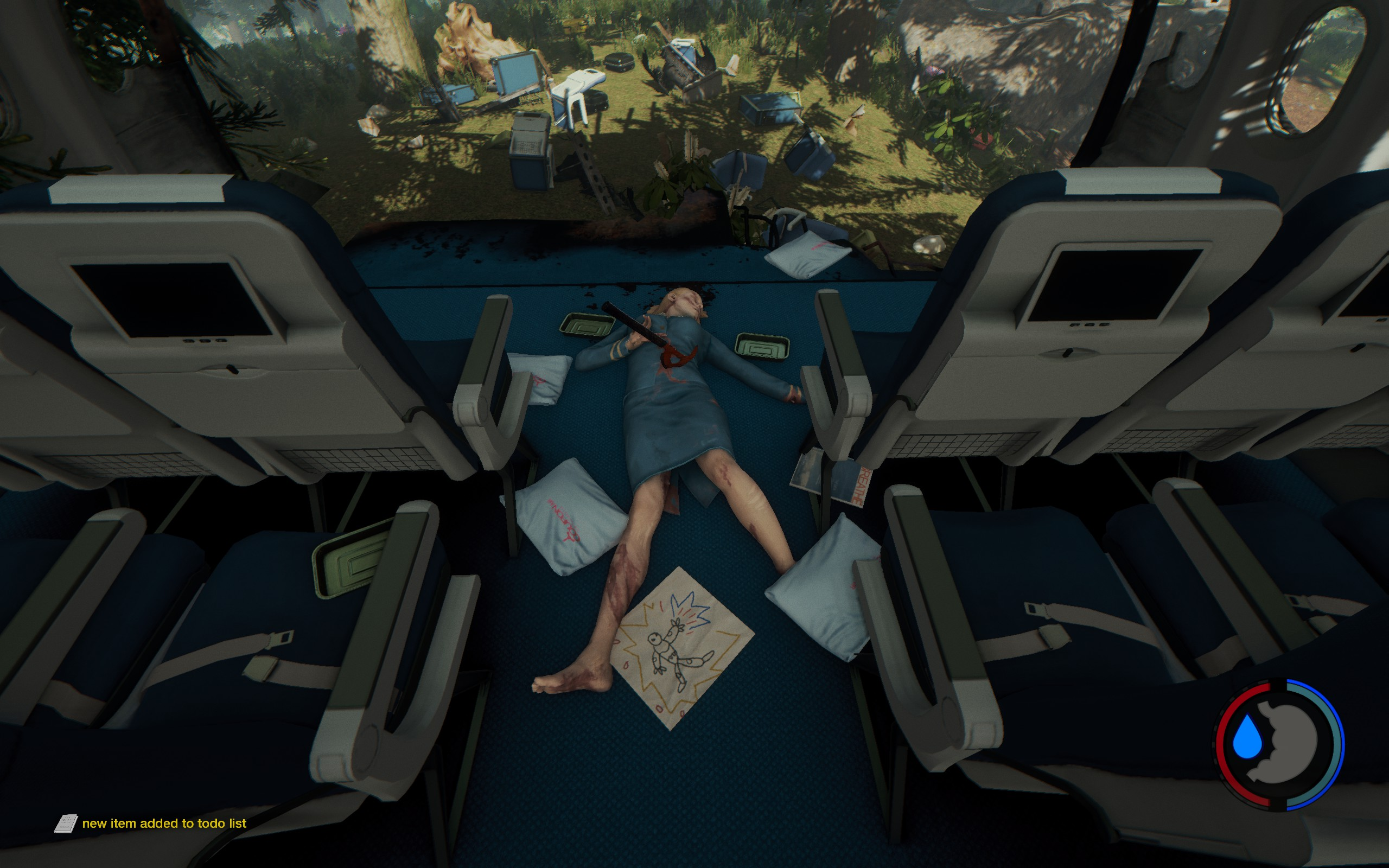 """Résultat de recherche d'images pour """"the forest plane game"""""""
