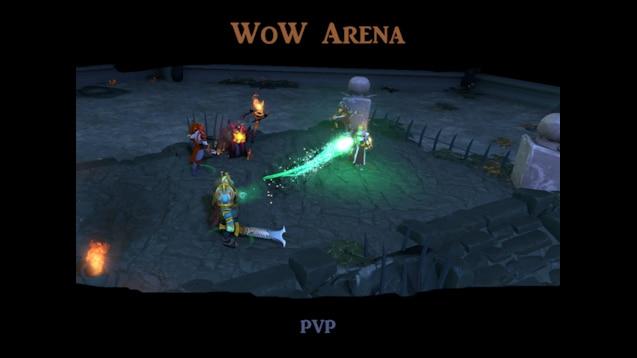 Steam Workshop :: WoW Arena
