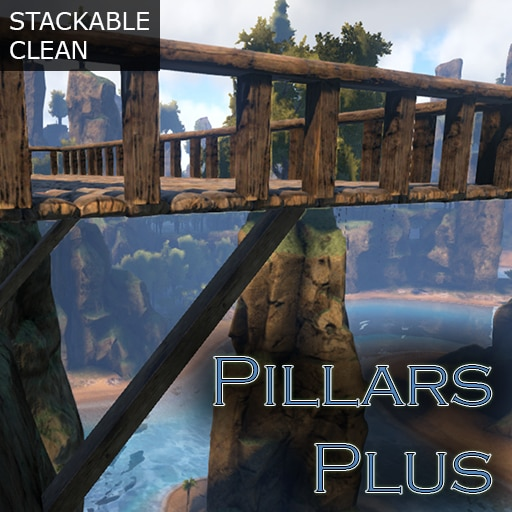 Steam Workshop Pillars Plus