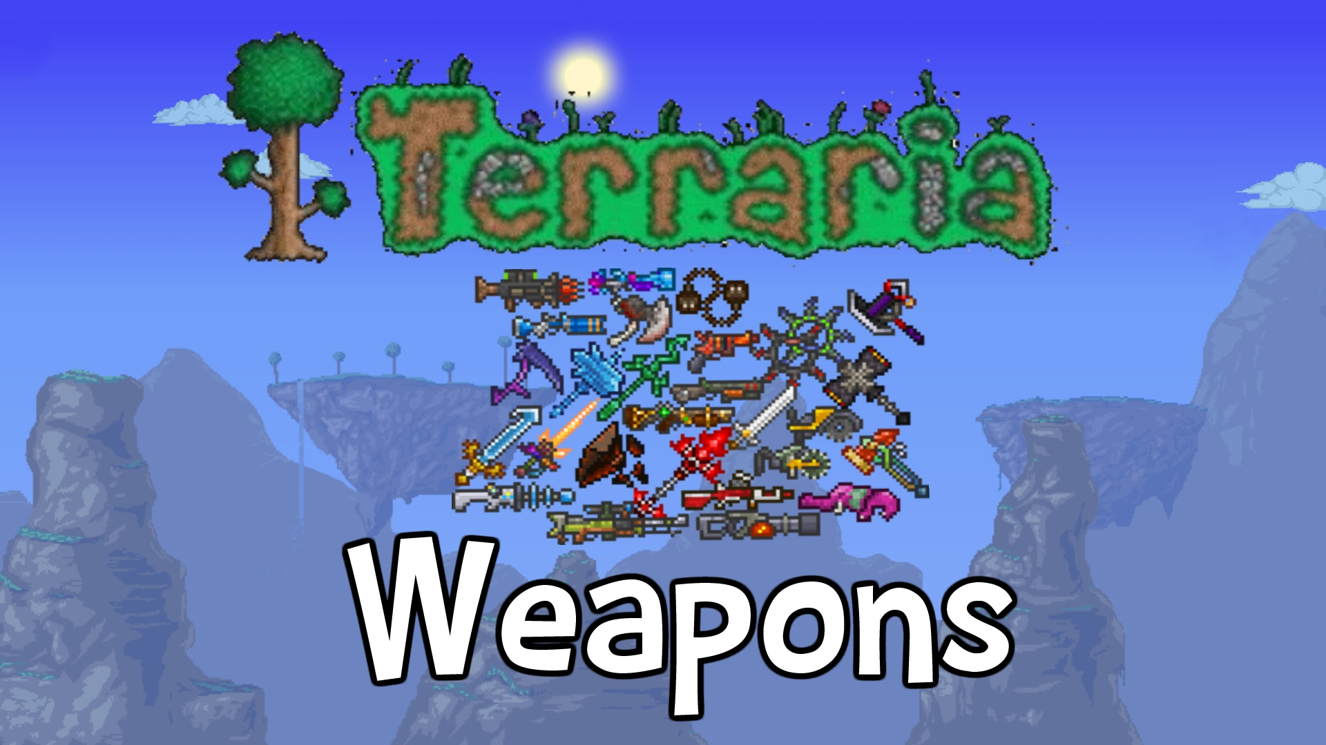 Steam Workshop :: Terraria Weapons