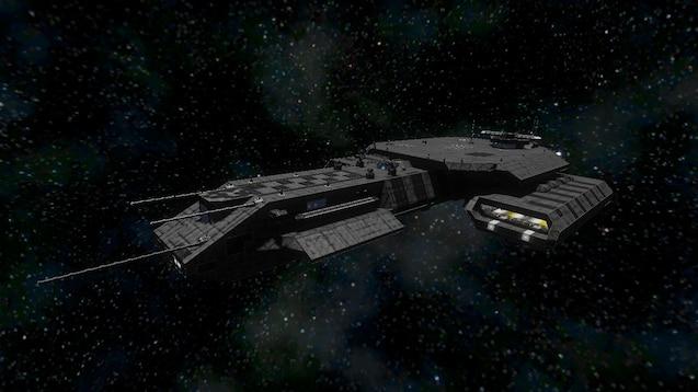 Steam Workshop Stargate Bc 304 Daedalus S V M