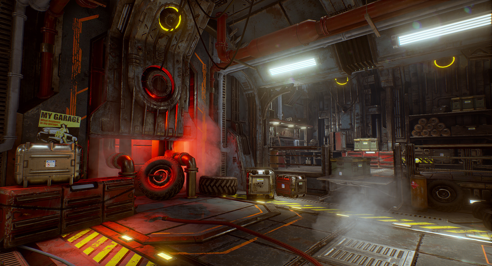 Steam Greenlight :: Vigor Roads