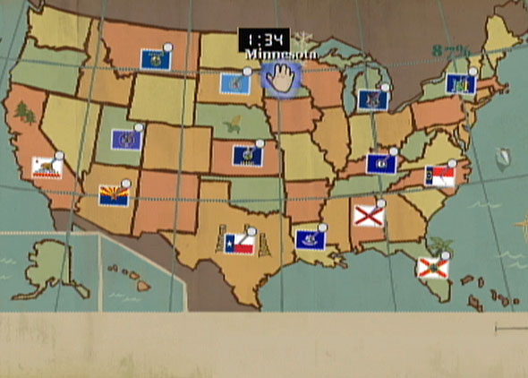 Geography 2 Displays The United States Of America Upon Completing This Course Jimmy Is Awarded Racing Outfit