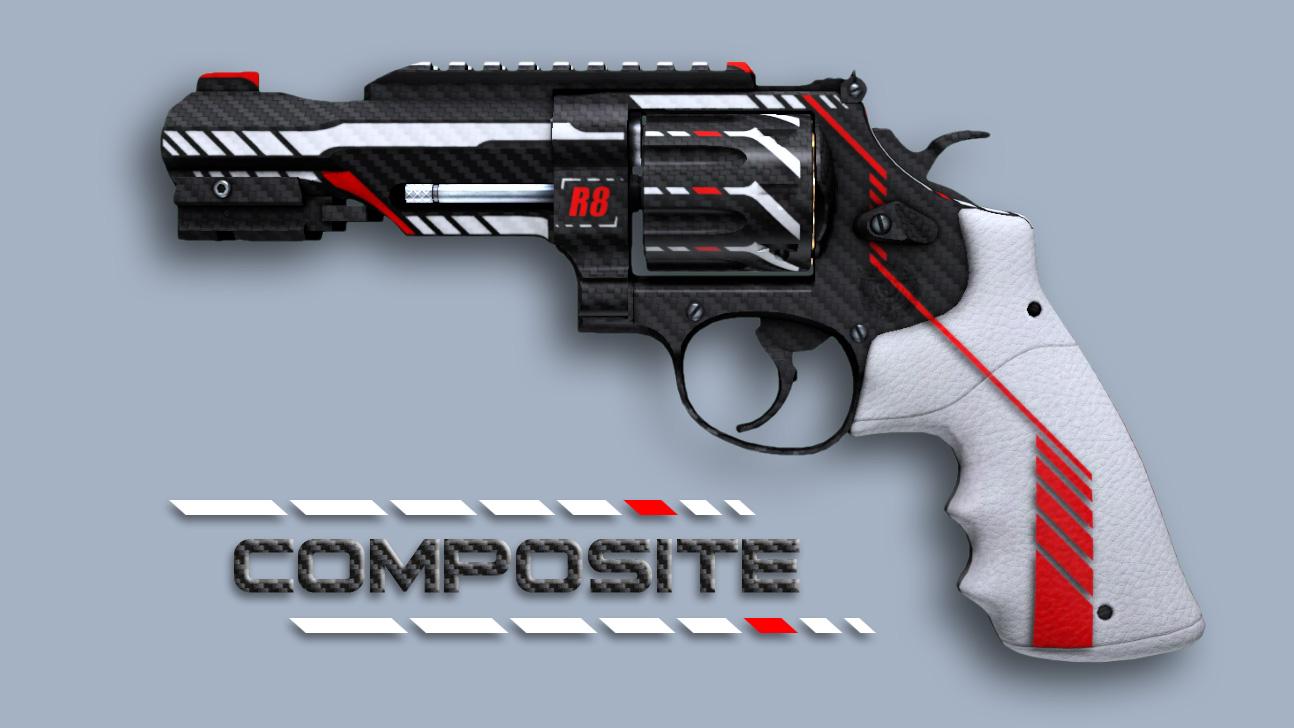 composite r8 gun