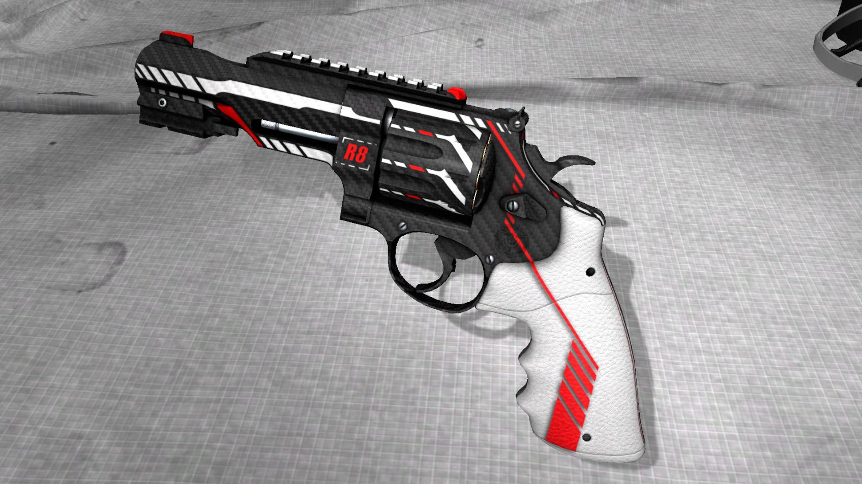 r8 new revolver modern