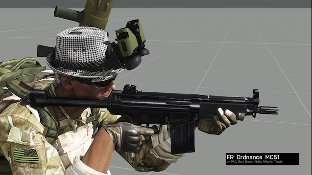 Steam Workshop :: NIArms G3 Rifles