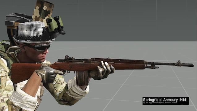 Steam Workshop :: NIArms M14 Rifles