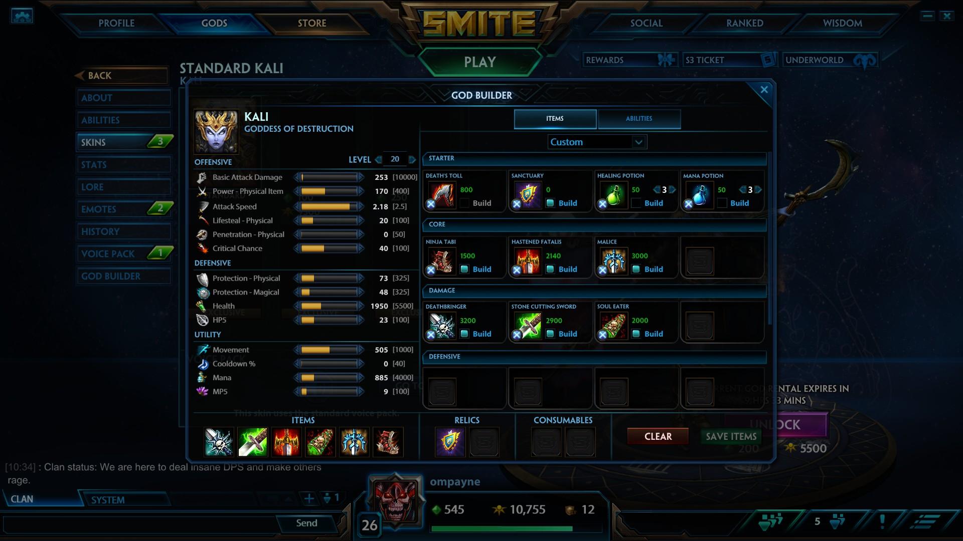 Steam Community :: Guide :: Kali The Goddess of Destruction